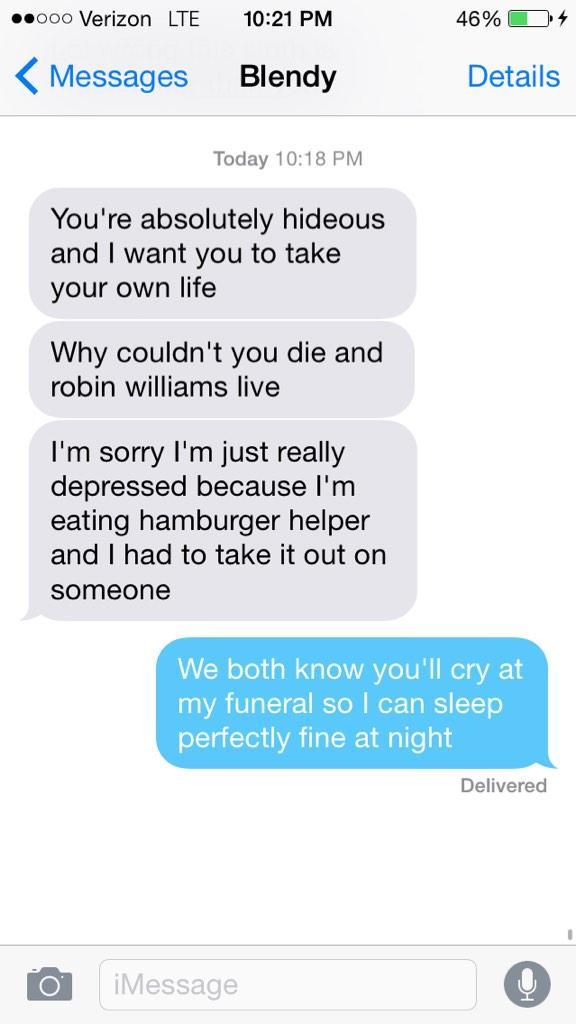 cute night texts