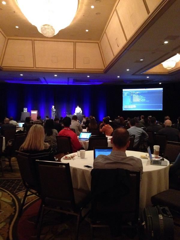@ConcurAPI @Concur best live demo. Ever. Hands down awesomeness. #perfecttrip http://t.co/P5MSbfDgpc