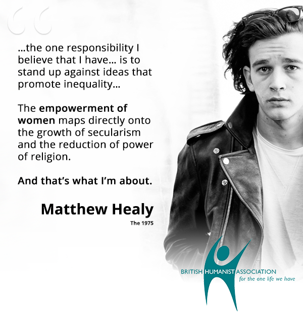'The empowerment of women maps directly onto the growth of secularism': our newest supporter, @Truman_Black http://t.co/nHDKILPpLZ