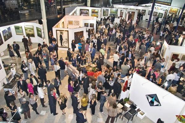 Inicia la Feria Internacional De Arte y Antigüedades