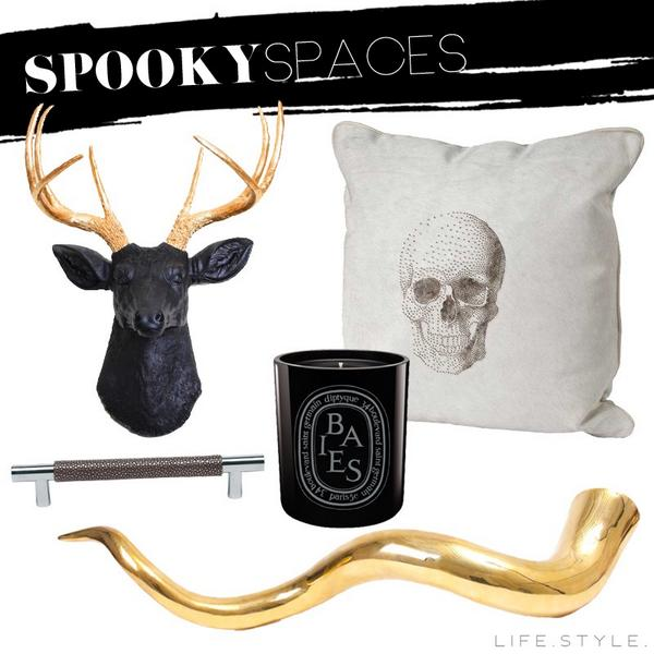 Last minute Halloween decor for all the procrastinators out there