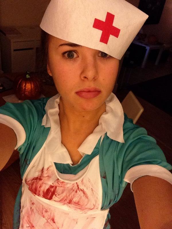 naughty Real nurses amateur