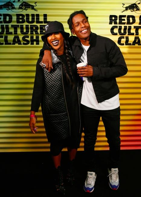 RT @CapitalXTRA: So @alexandramusic and @asvpxrocky be chillin backstage at #CultureClash. http://t.co/m0wIDOMhqF http://t.co/DW5iCZ72iW