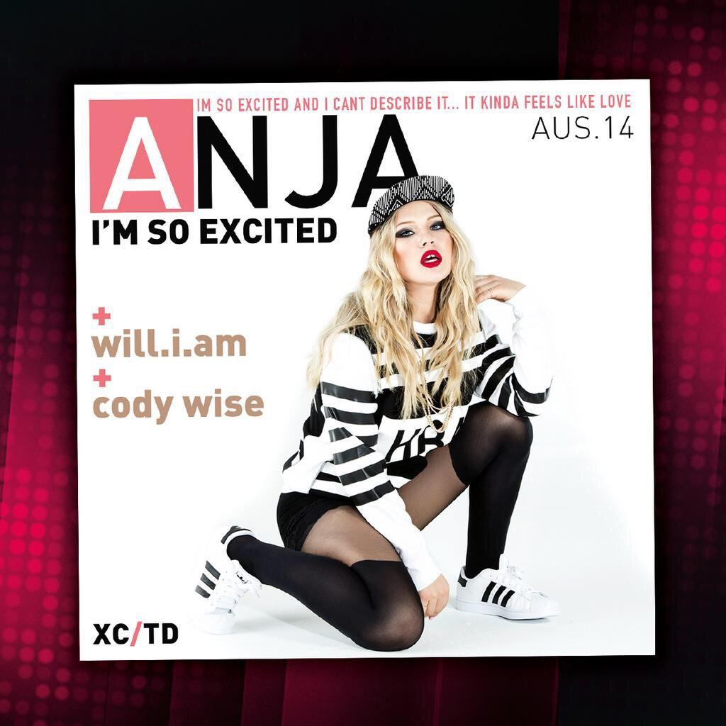 "RT @shimimel1: ""@TheVoiceAU: It's finally here! @anja_nissen's new single with @iamwill is out now ♫ → http://t.co/e2uk4Kh2UY http://t.co/U…"