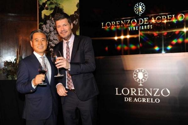 Tinelli presentó su primer vino de alta gama, un Malbec que llega al mercado a $1.850
