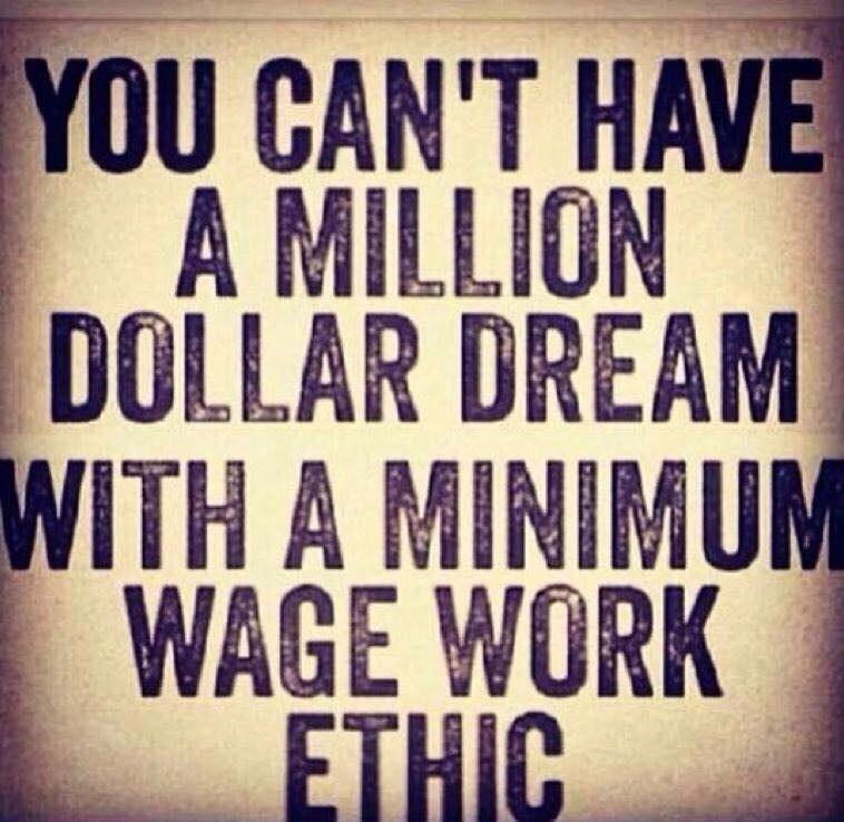 "Right Person For The Job Quotes: Zig Ziglar On Twitter: """"You Can't Have A Million Dollar"