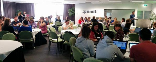 Thanks to all at the #TL21C Culminating Session today. Keep sharing! #connectededucators #vicpln http://t.co/Y0QEGUnRSN