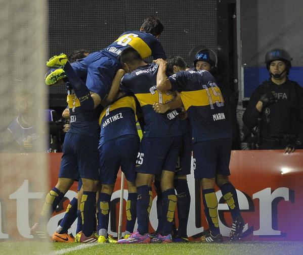 Copa Sudamericana | Boca le ganó con lo justo a Cerro Porteño en la ida de los cuartos de final