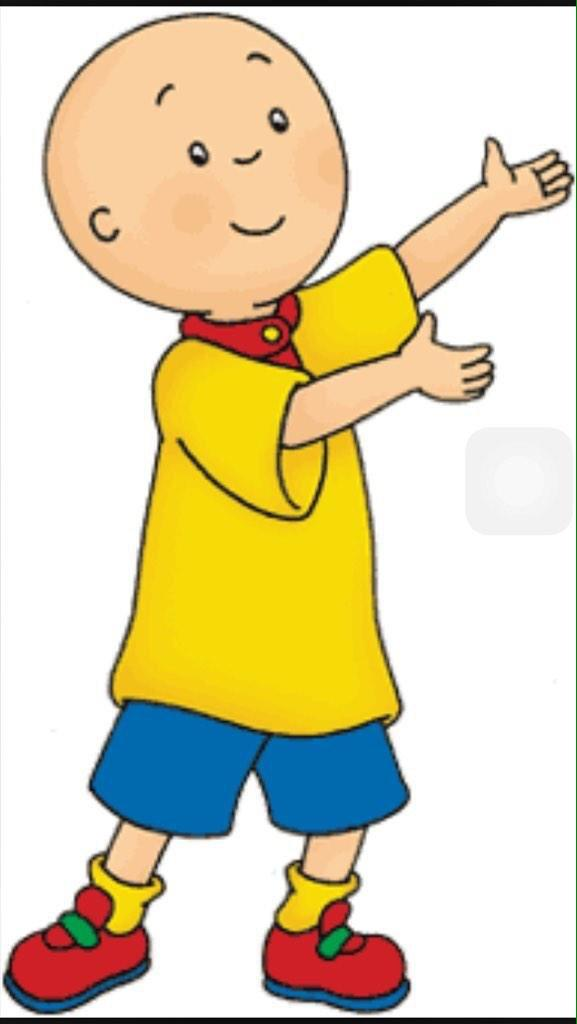 Jamison on twitter eastonhenke remember that bald kid for Caillou francais piscine