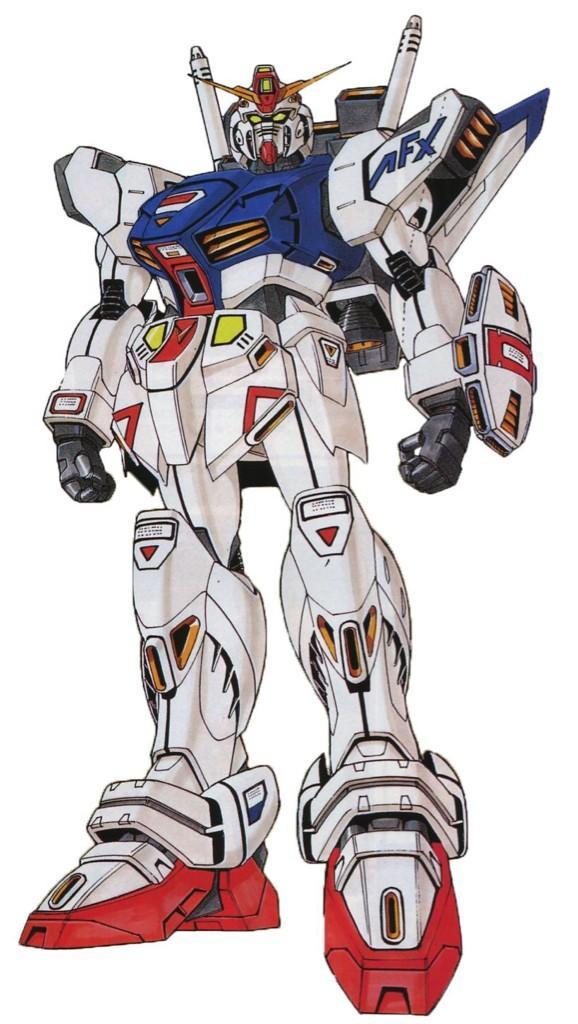 ΛV2:ガンダム兵器倉庫管理ロボ