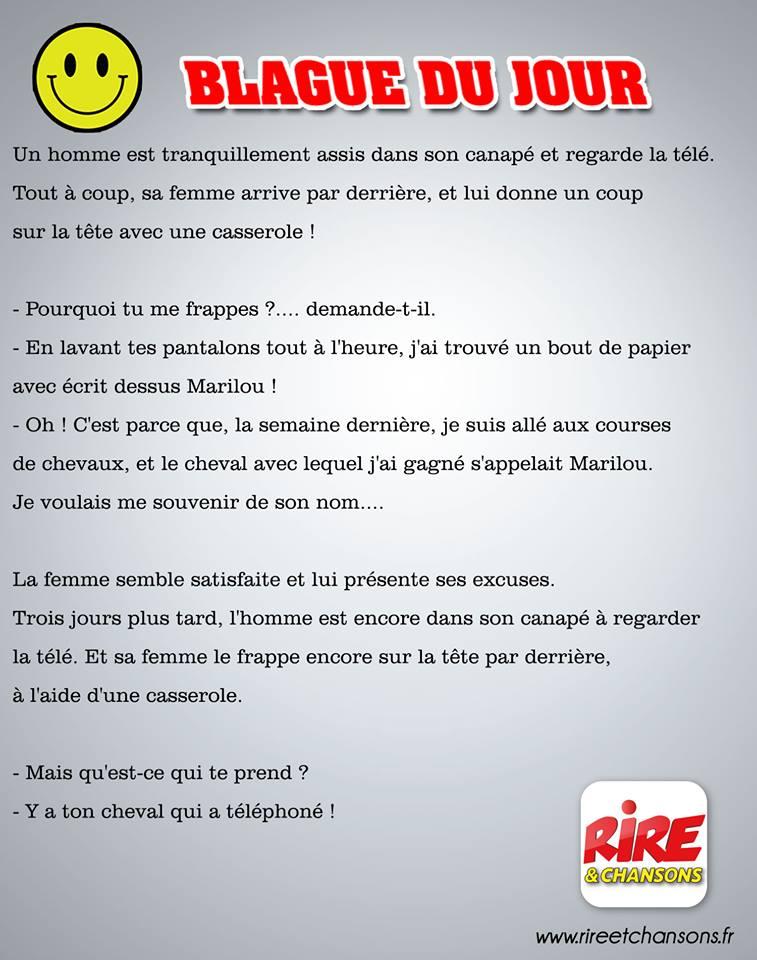 """Rire & Chansons On Twitter: """"La Blague Du Jour! Http://t"""