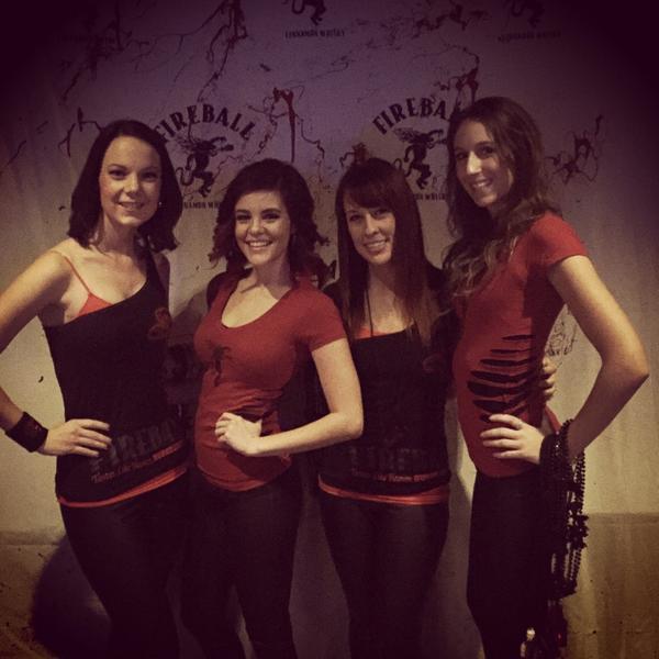 best spokane bars on twitter fireball girls have arrived fireball legit spokane halloween halloween2014 httptco51ynn4sv8k