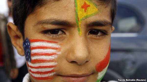 """Résultat de recherche d'images pour """"YPG and USA"""""""