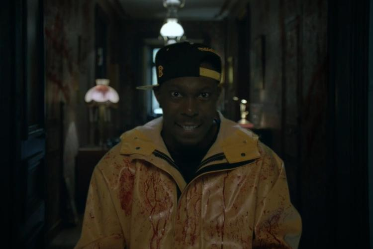 RT @DummyMag: Watch @DizzeeRascal play a machete wielding murderer in his gory video for Couple of Stacks // http://t.co/O5eVfa2Opx http://…