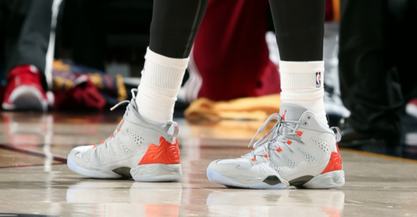 08dfc760334 Who wore the best sneakers on-court last night? See all the hottest kicks
