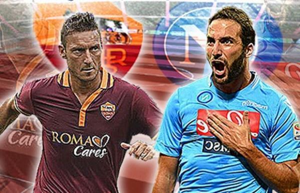 Probabili Formazioni Napoli Roma Anticipo Serie A 10a giornata 1/11/2014