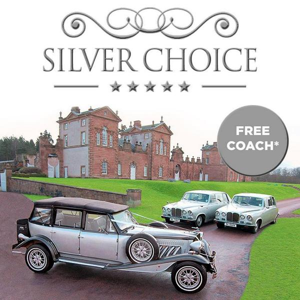 Silver Choice On Twitter Three Wedding Cars One 49 Seater