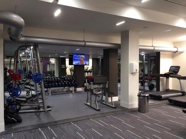 Omnide on Twitter More pics of the new completed Anytime Fitness
