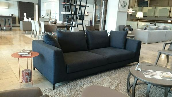 Living Space Belfast On Twitter Our B B Italia Ray Sofa Has Been