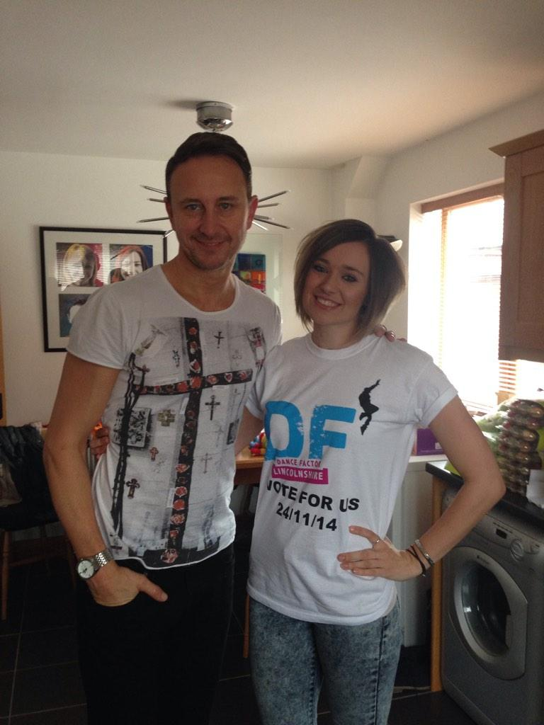 RT @artsNKDance: We have @ianwaite support for our @Dance_Factor campaign... Have we got yours? #DanceFactor15 #DFselfie http://t.co/oQiyy5…