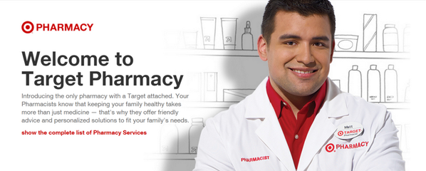 Visit #TargetPharmacyCA for all of your cold and flu needs #YourOneStopForFluShots http://t.co/6rkinxf88o