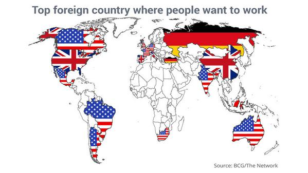 In one map, the foreign country where people want to work http://t.co/uuCsqUF4uK http://t.co/XiXwamoELT
