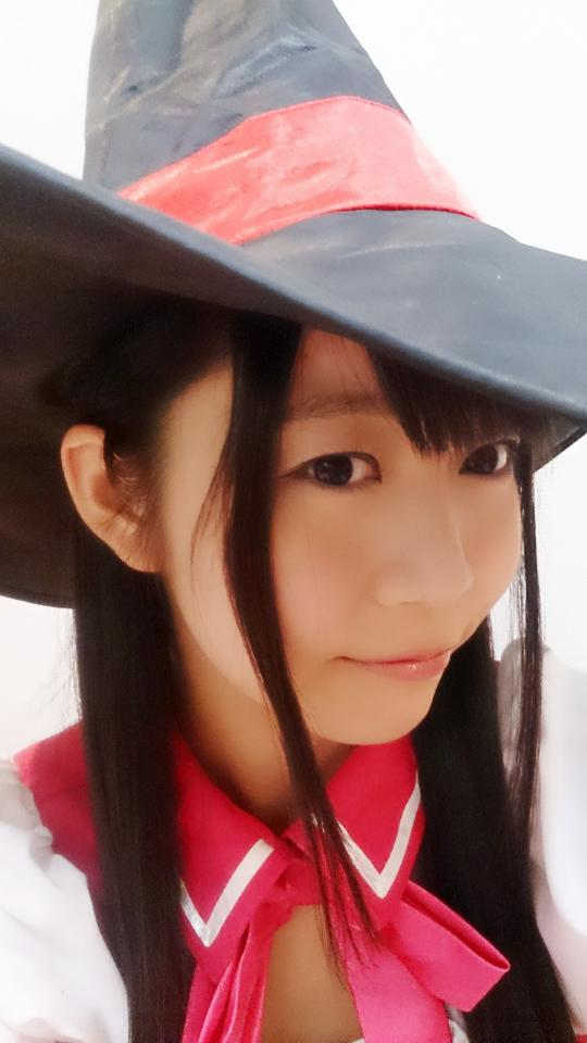 魔女はお嫌いですか…?(´・ω・`)  #神沢有紗 #少しでもいいなと思ってくれる人RT