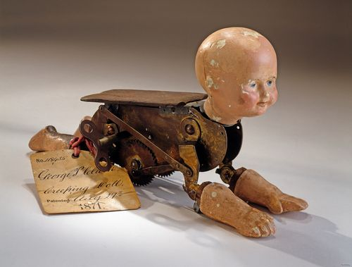 """@amhistorymuseum: 11 creepy collection objects we're glad are inanimate: http://t.co/noXADKvTuO #Halloween http://t.co/u08jD9Ohlr"""