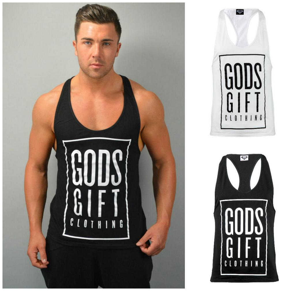 RT @GodsGiftLTD: Get 10% off http://t.co/BZhQ6aXIIu by entering JAMES10 at checkout. Ends midnight Sunday! #GodsGift #GYM #GymWear http://t…