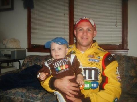 kyle busch on twitter timbrown63 kylebusch can i get a rt for father son 5 years ago halloween costumes rowdytrickortreat httptcoqgeq357jhk