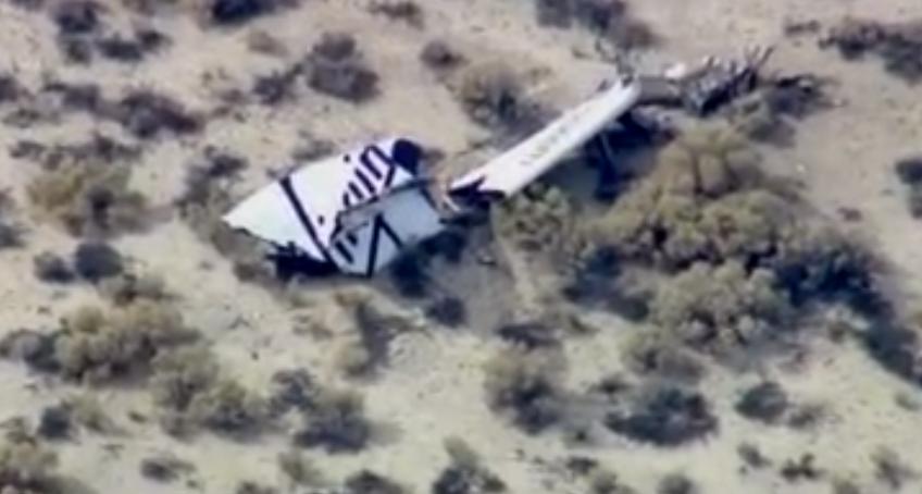 Destruction du SpaceShipTwo & enquête - 31.10.2014 B1S-4OpIQAA9sUs