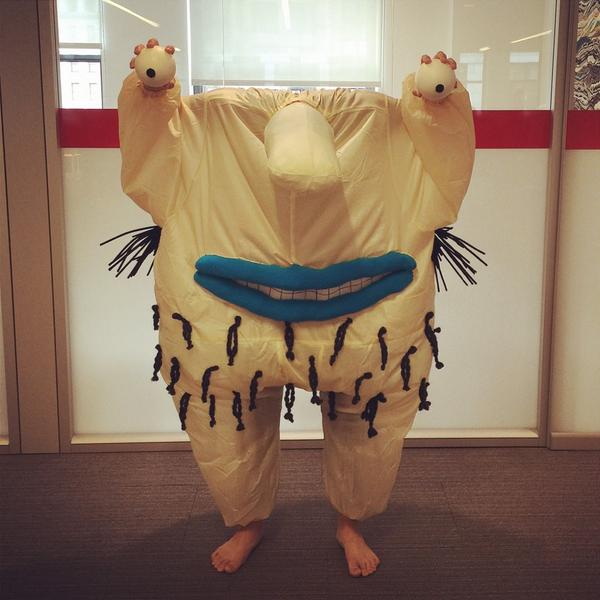 Spoopy Wang On Twitter Me At Work Today P Aaahh Real Monsters Krumm Nickelodeontv Nickelodeon Http T Co B76wbdbo8r