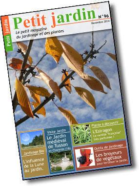 graines et plantes on twitter notre magazine de jardinage petit jardin de novembre 2014 avec. Black Bedroom Furniture Sets. Home Design Ideas