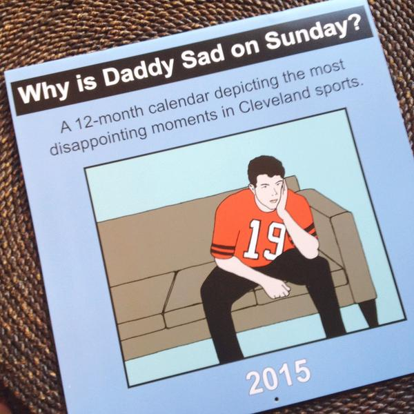cle coloring book on twitter why is daddy sad sunday disappointing moments in cle sports 2015 calendar httptco9a7rimabbp thisiscle browns - Cleveland Sports Coloring Book