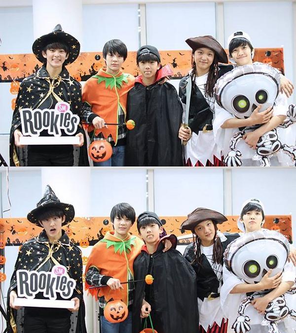 Hyoyeon And Key
