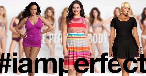 The #iamperfect campaign against @VictoriasSecret http://t.co/KJ1z2z9J3t via @brandsynario http://t.co/1eSe79TBf3