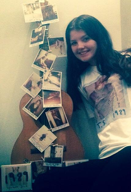 Like any real love, it's ever-changing. #TS1989  #taylurking http://t.co/vm3G40N9K4