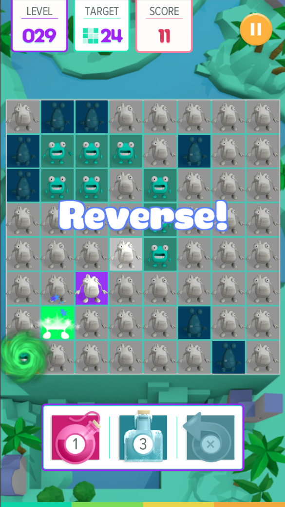 #ReverseTheOdds tip 9 - Use your Recover Potion to recapture corners or as a final move to gain victory http://t.co/m6vn4T8LC6