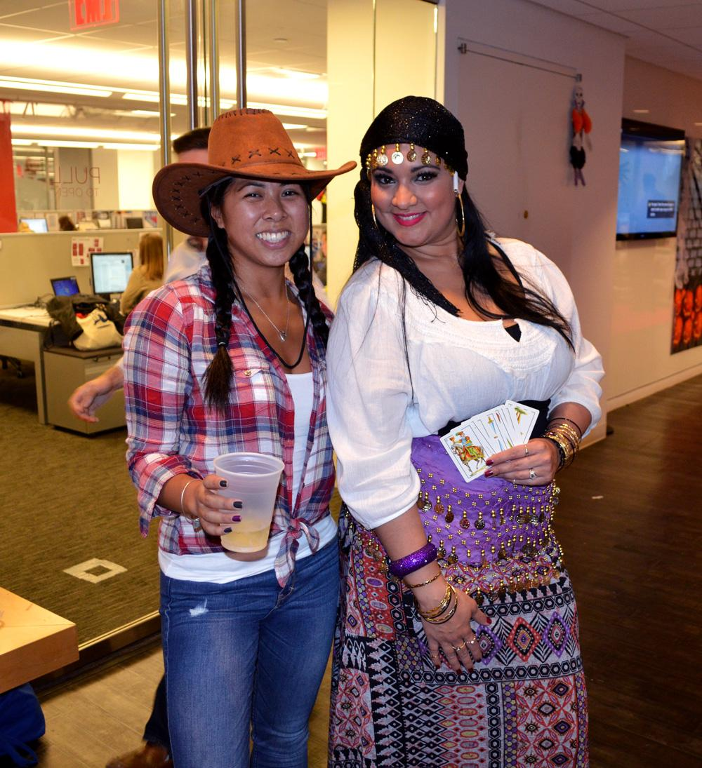 UM celebrated #Halloween early this year - check out some of the great costumes! http://t.co/cmReusj001