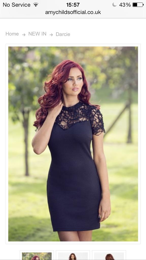 Love the NEW Darcie dress to my collection http://t.co/EiUZ3g4sfI beautiful evening dress! Available online! #black x http://t.co/QCRNd0jxaX