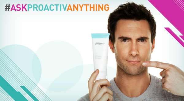 proactiv on twitter now s your chance to get your questions