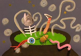mister maker halloween