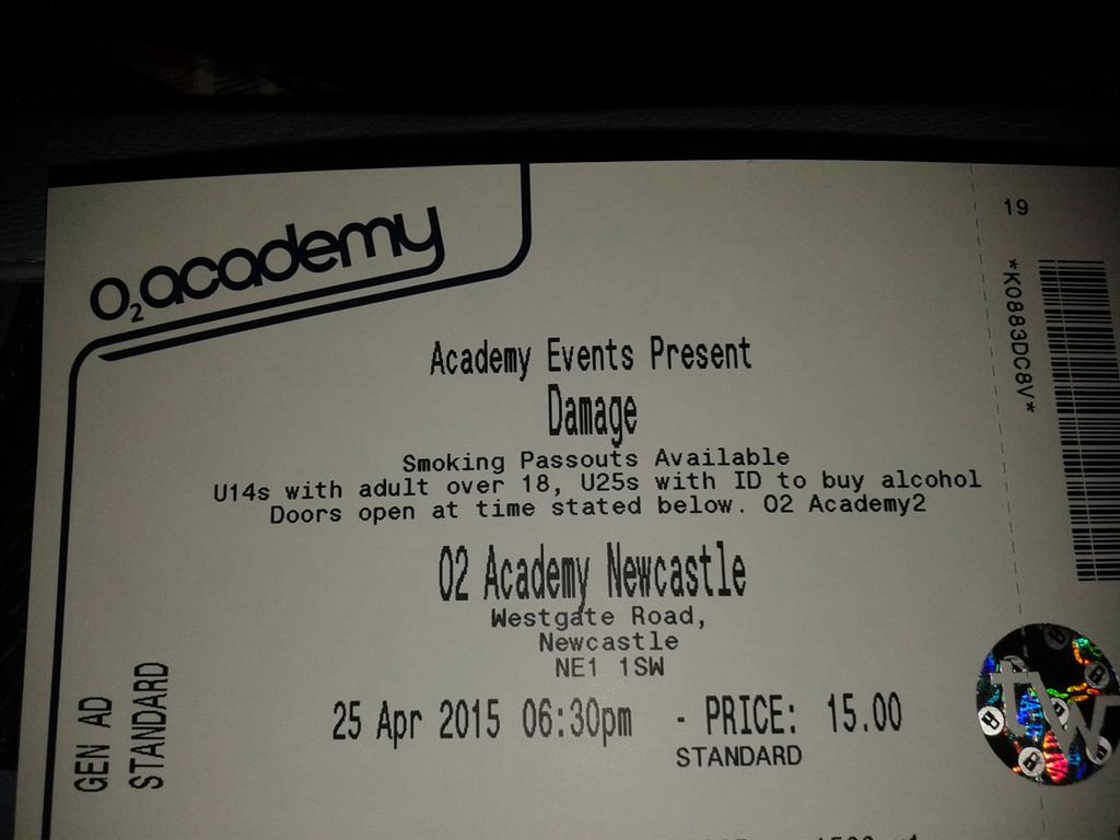 RT @Danielle_G_8xx: @RoughCopyUK @OfficialDamage Look who's coming to see you in April☺x http://t.co/vpbZG8YCzw
