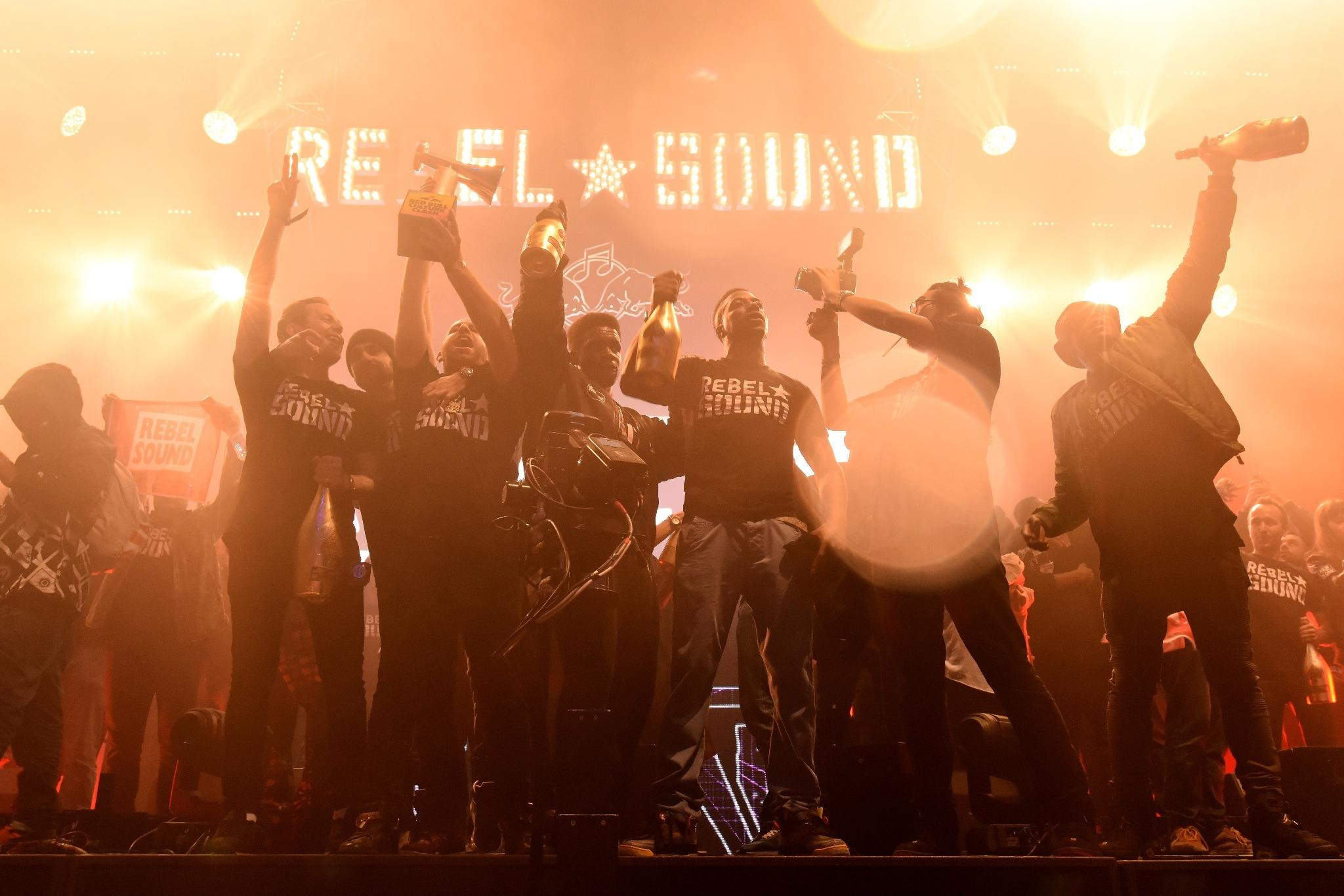 Give it up for #CultureClash champions Rebel Sound. Which crew did you back? http://t.co/at5ozbz3KP