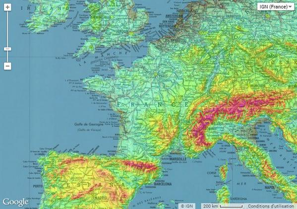 Topographic Map Com Topographic Map Twitter