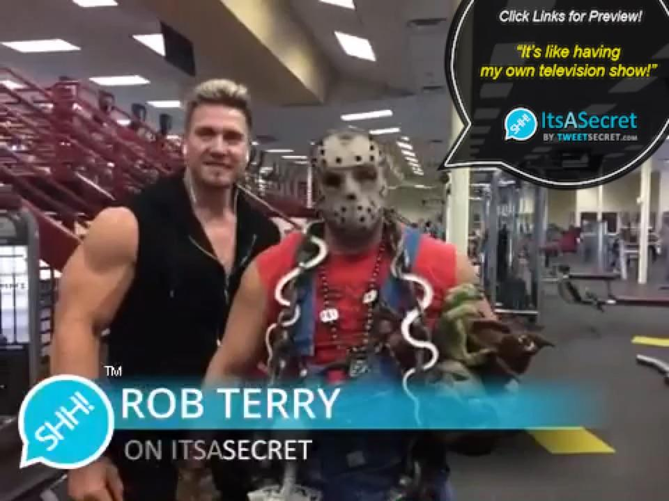 official rob terry on twitter halloween mayhem at la fitness