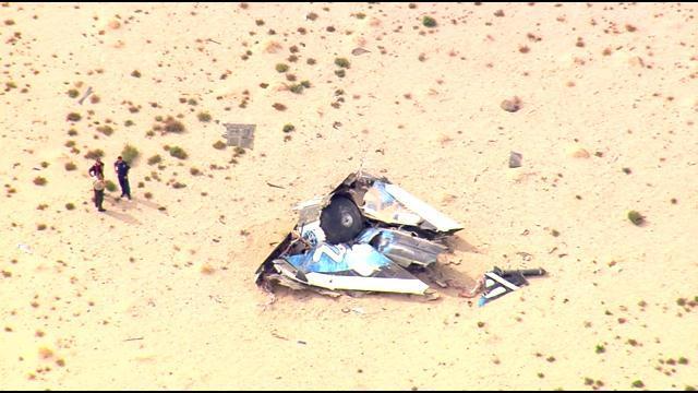Destruction du SpaceShipTwo & enquête - 31.10.2014 B1TGrXnCcAMKPhb