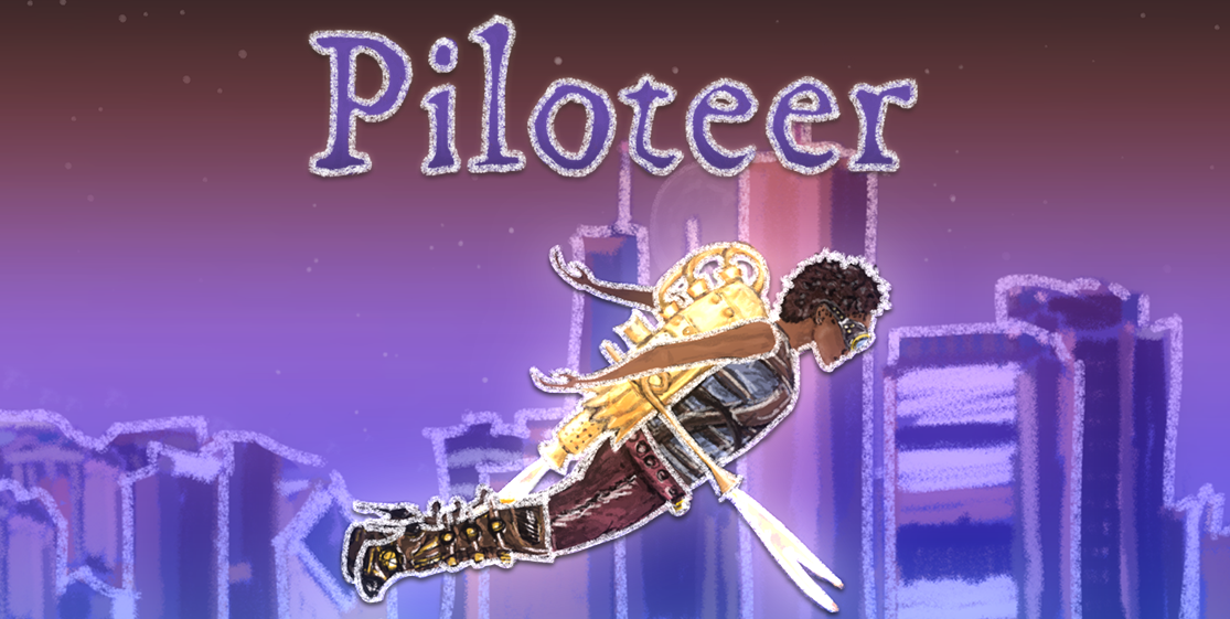 Finally announcing my third game: Piloteer! A huge departure from my previous games but I'm super excited about it. http://t.co/H2RlaCcUDm