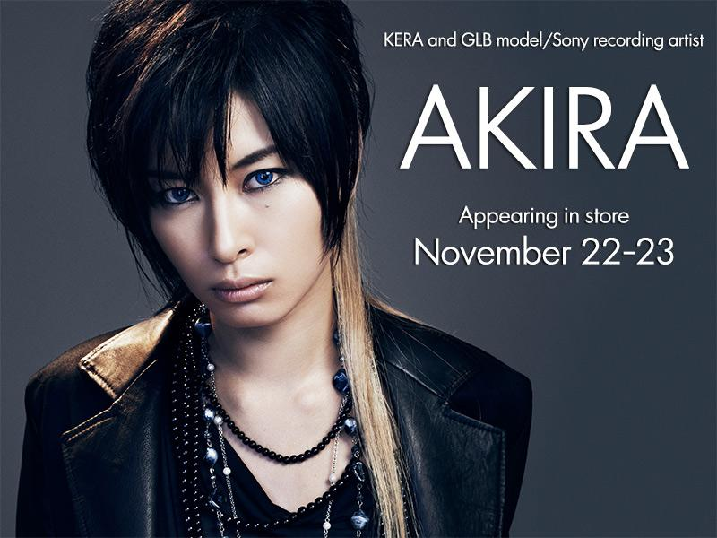 AKIRA in-store event coming this November 22-23! More details soon! http://t.co/pRtUHWOxPK @dis1akira http://t.co/7fBDizBAKj