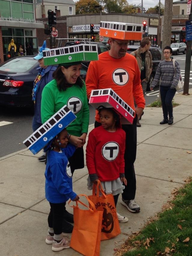 MBTA Family! #Halloween cc @ravidjain http://t.co/a23eLFeoCT